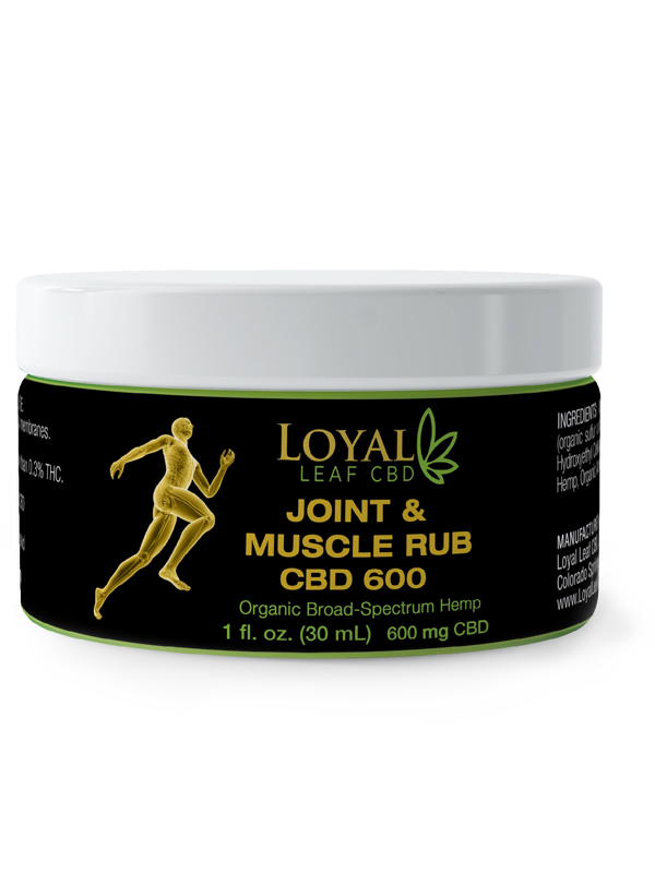 cbd muscle rub